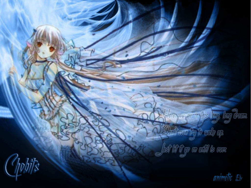 Galerie Chobits 008