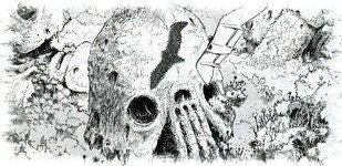 Nausicaä, de la vallée du vent Tete